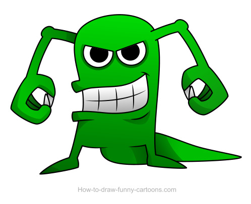 Showing post & media for Cartoon monster arms clip art.