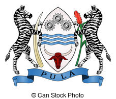 Botswana coat of arms Clip Art and Stock Illustrations. 18.