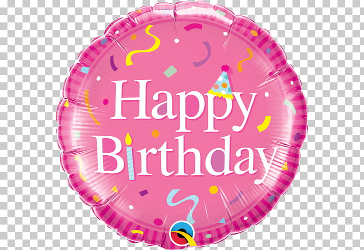 Toy balloon Birthday Party Mylar balloon, 18 birthday wishes.