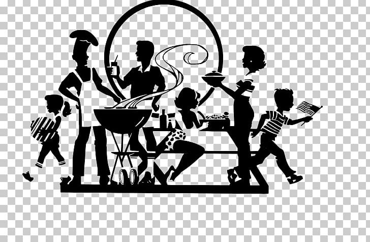 Barbecue Hamburger Grilling Family Reunion PNG, Clipart, Art.