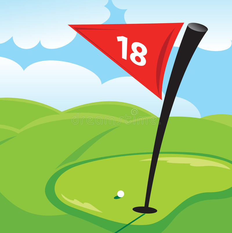 Golf green clipart 5 » Clipart Station.
