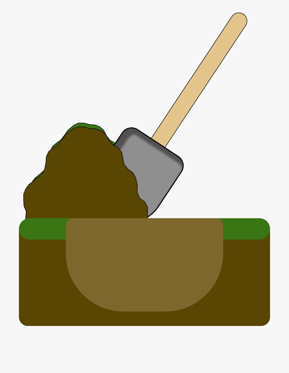 Dirt Clipart Dug.