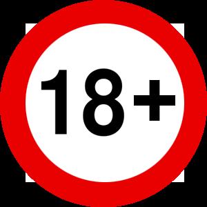 18 Logo Png.