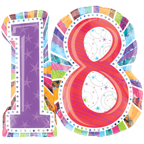 18 Png Birthday 3 Vector, Clipart, PSD.