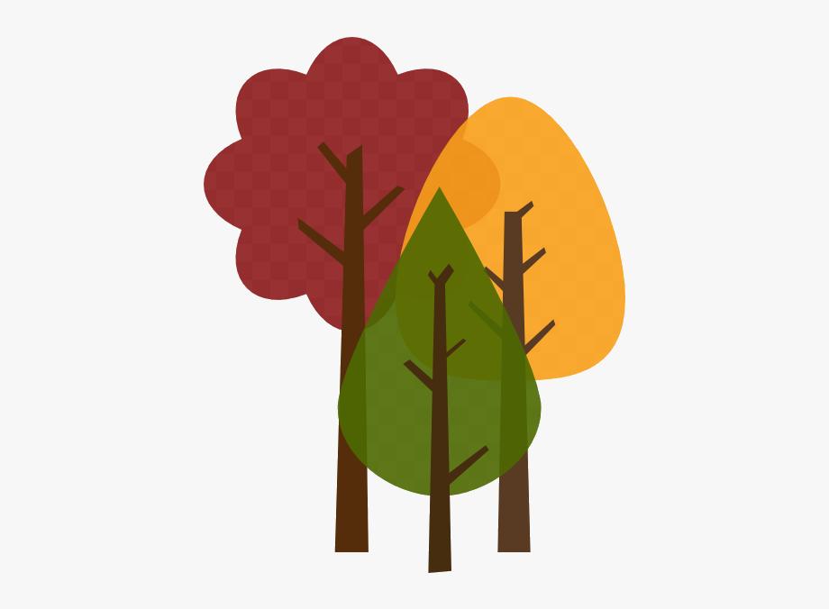 Fall Tree Trees Clip Art Clipart Stunning Free Transparent.