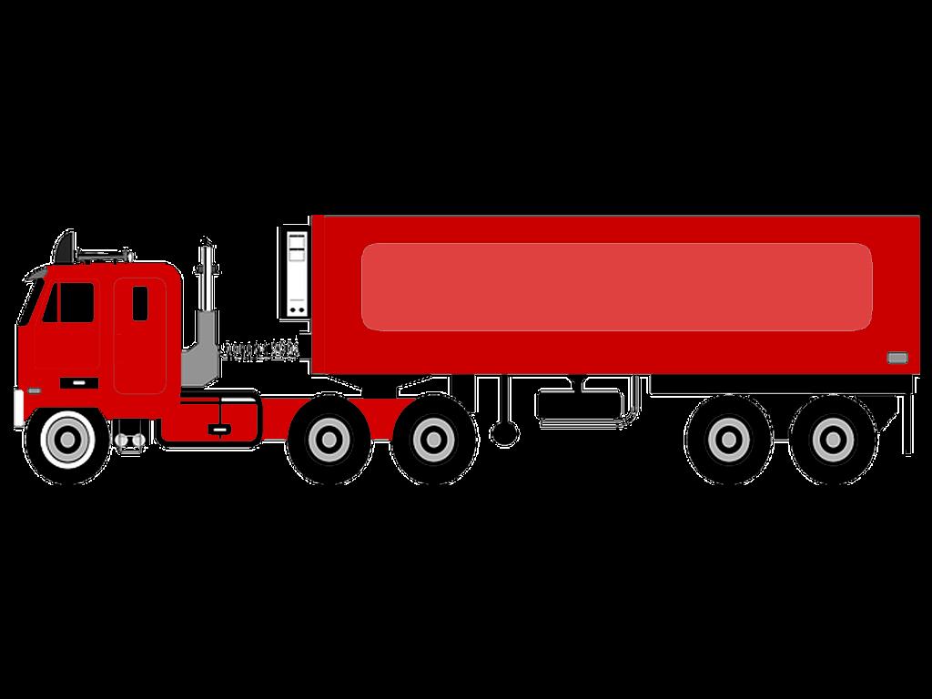 18 Wheeler: American Pro Trucker Semi.