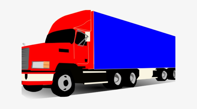 Container Clipart Container Lorry.