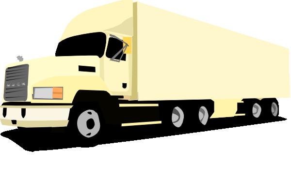 Wheeler Truck clip art (109492) Free SVG Download / 4 Vector.