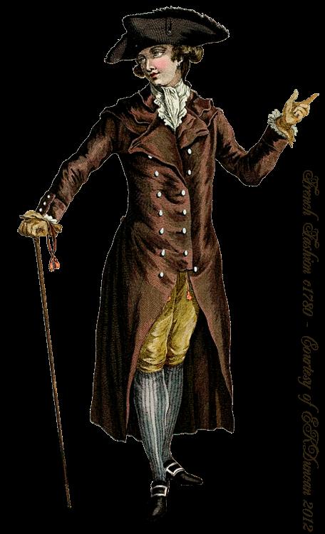 Similiar French 18th Century Men Fashion Keywords.