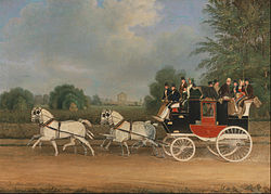 Carriage.