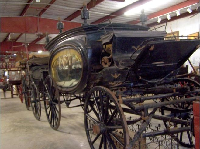 17 Best images about Funeral Carriages (Horse Drawn Hearses) on.