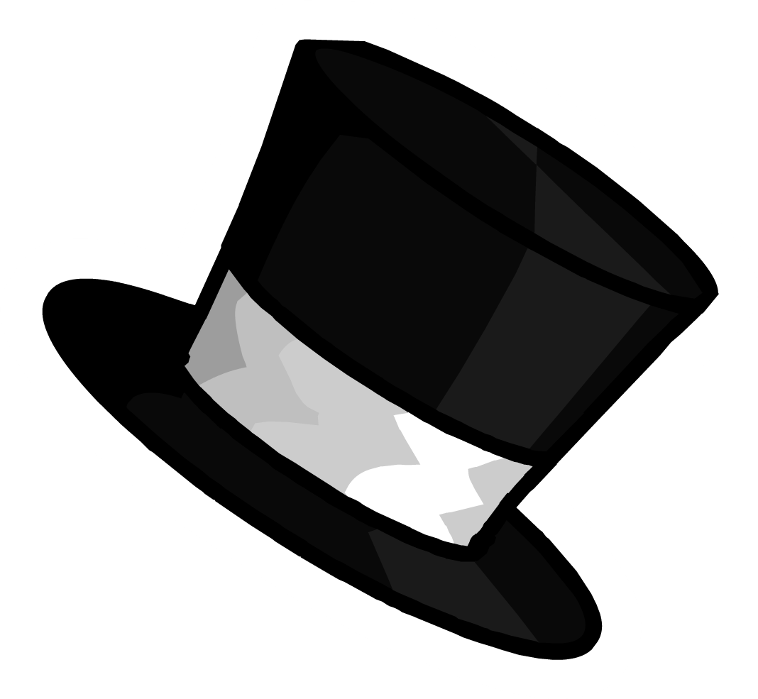 The Mad Hatter Top hat Clip art.