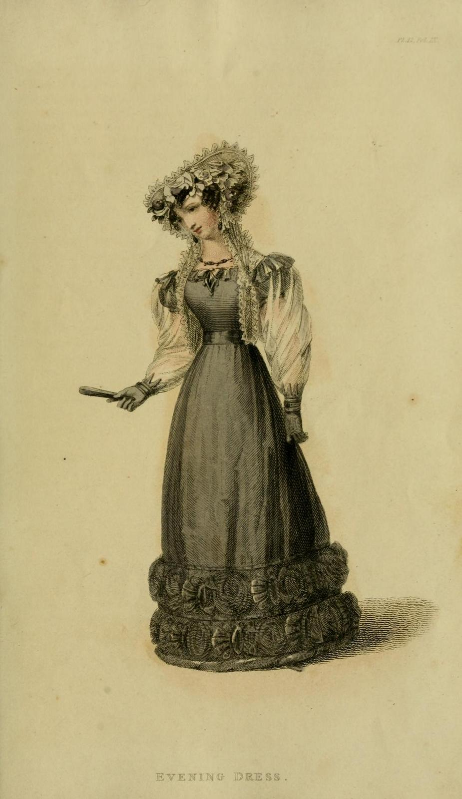 bumble button: What would Jane Austen wear? Free Clip Art of Early.