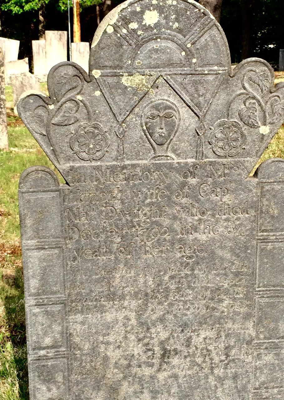 Rotate & Resize Tool: 1800s tombstone wings clipart.