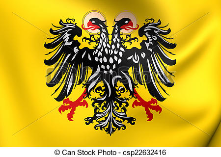 Clipart of Flag of Holy Roman Empire (1400.