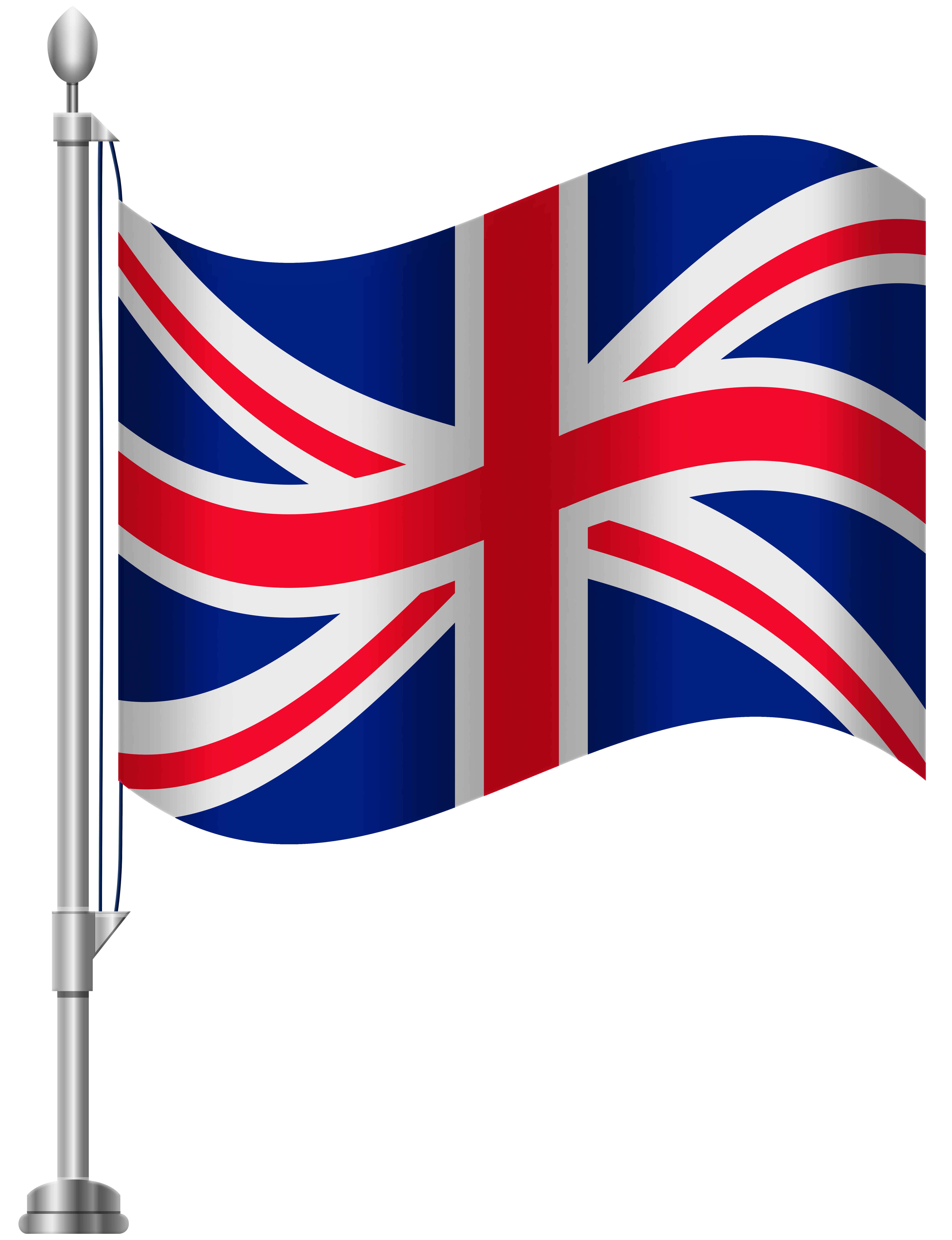 United Kingdom Flag PNG Clip Art.