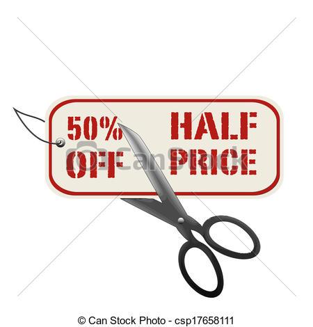 Half price Vector Clip Art Royalty Free. 1,828 Half price clipart.