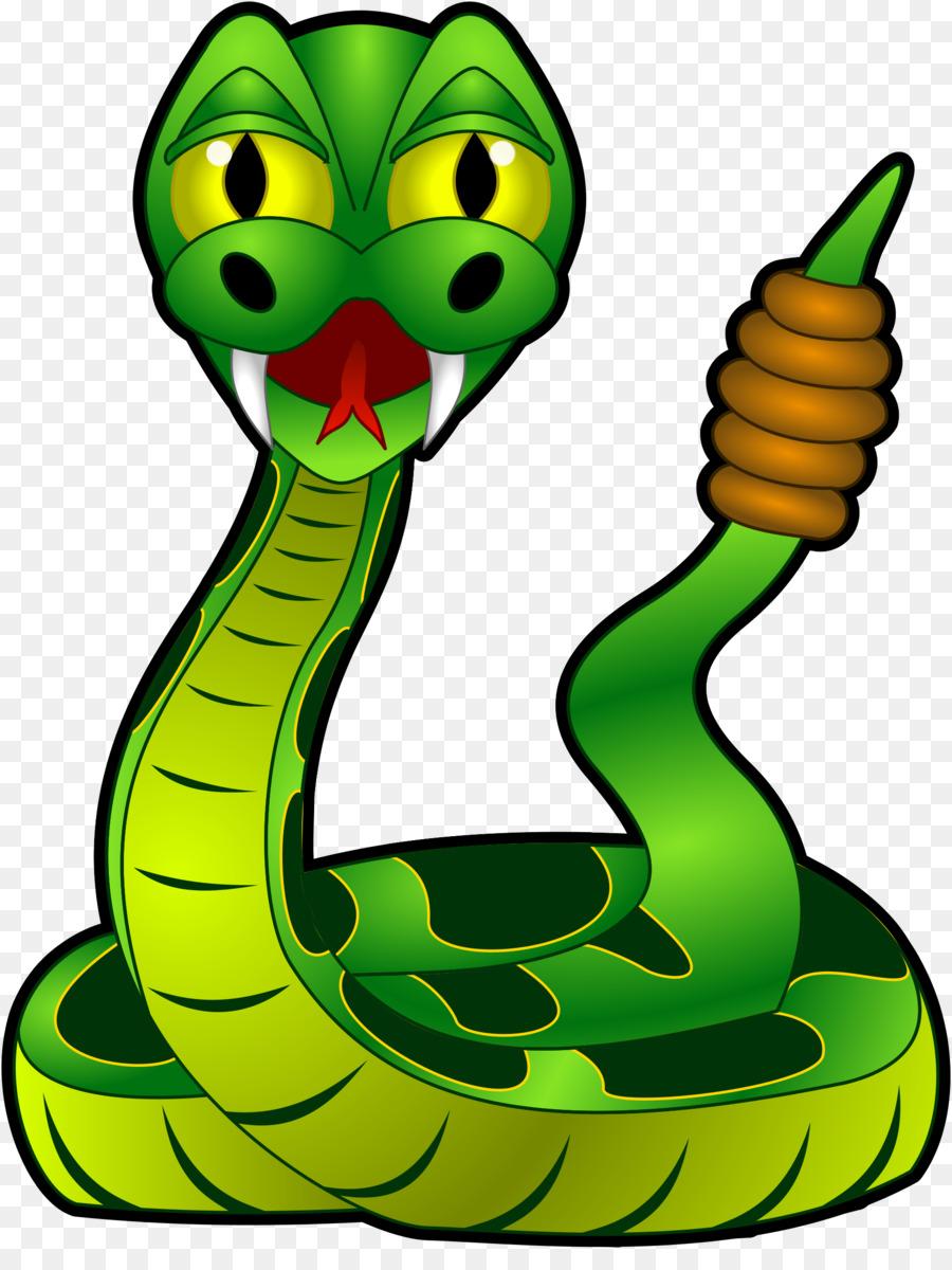 Rattlesnake Vipers Clip art.
