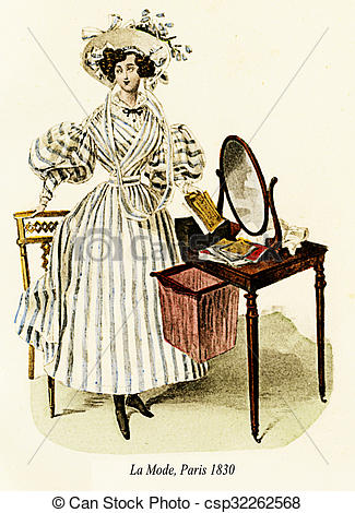1830 clipart #10