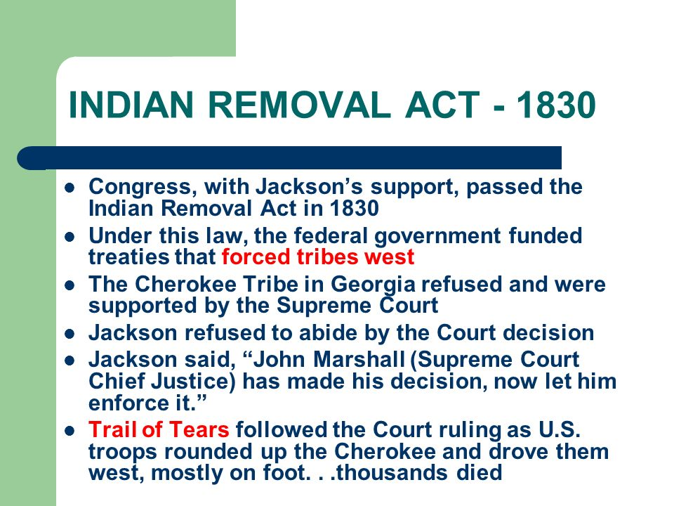 Indian removal act clipart.