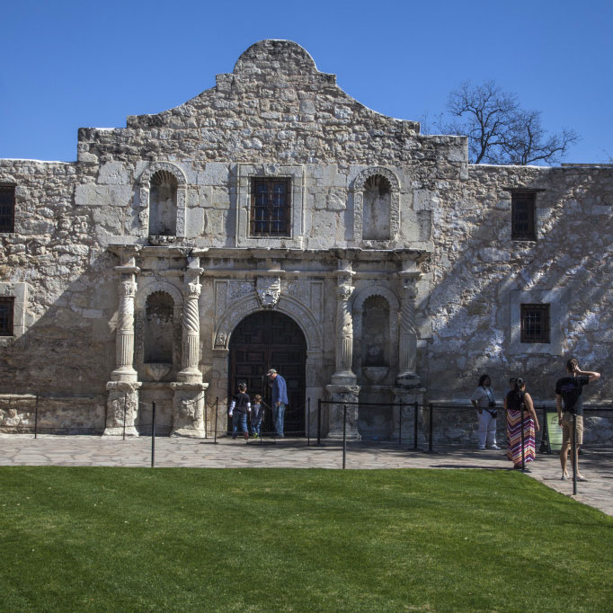 March 6: Remember the Alamo!.