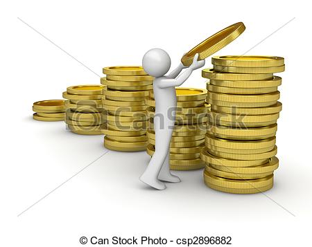 Collecting money Illustrations and Clipart. 1,839 Collecting money.