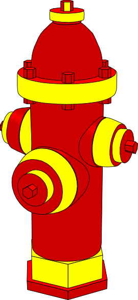 Clip Art. Fire Hydrant Clipart. Stonetire Free Clip Art Images.