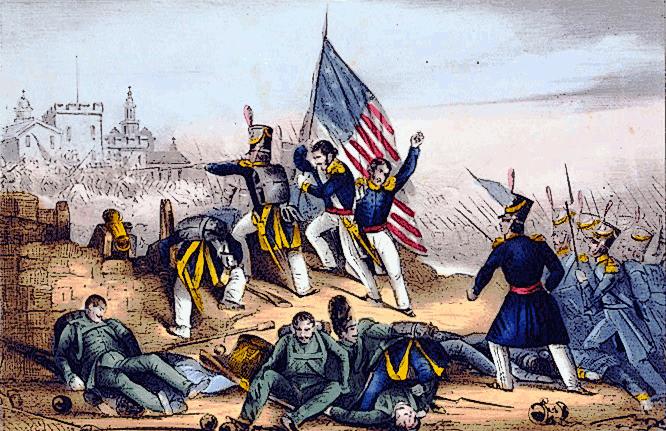 Mexican War Clip Art Download.