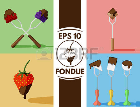 1,848 Fondue Cliparts, Stock Vector And Royalty Free Fondue.