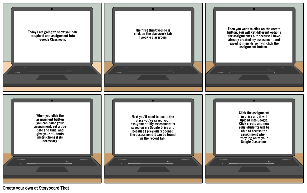 Creating Clipart in Microsoft Publisher Storyboard.
