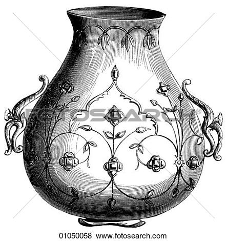 Stock Illustrations of Artifacts.