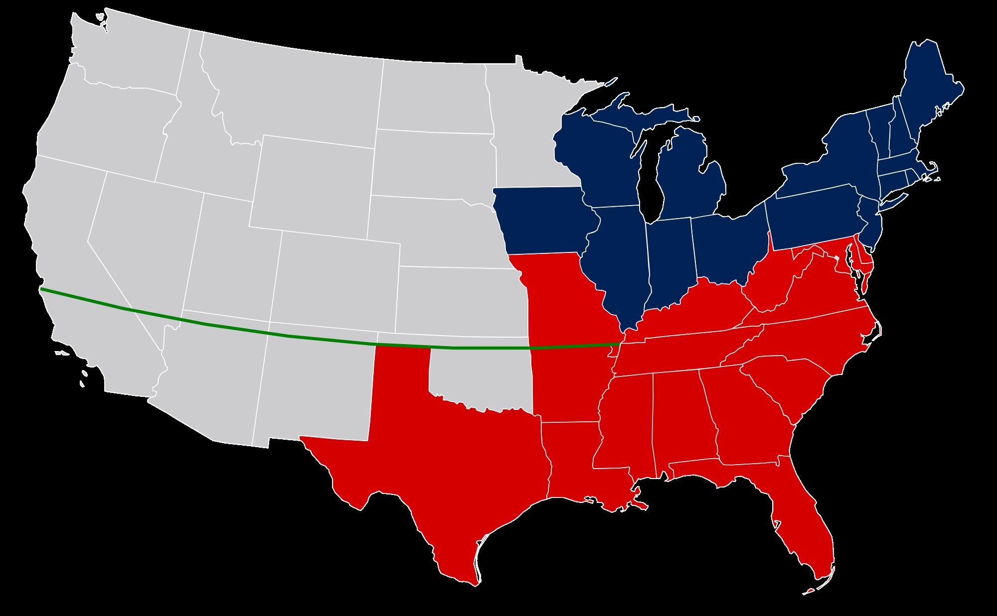 Missouri Compromise.