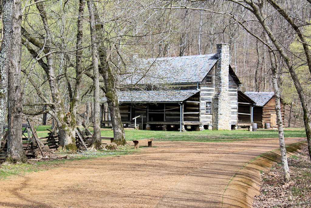 The Homeplace 1850s Living History Farm & Museum.