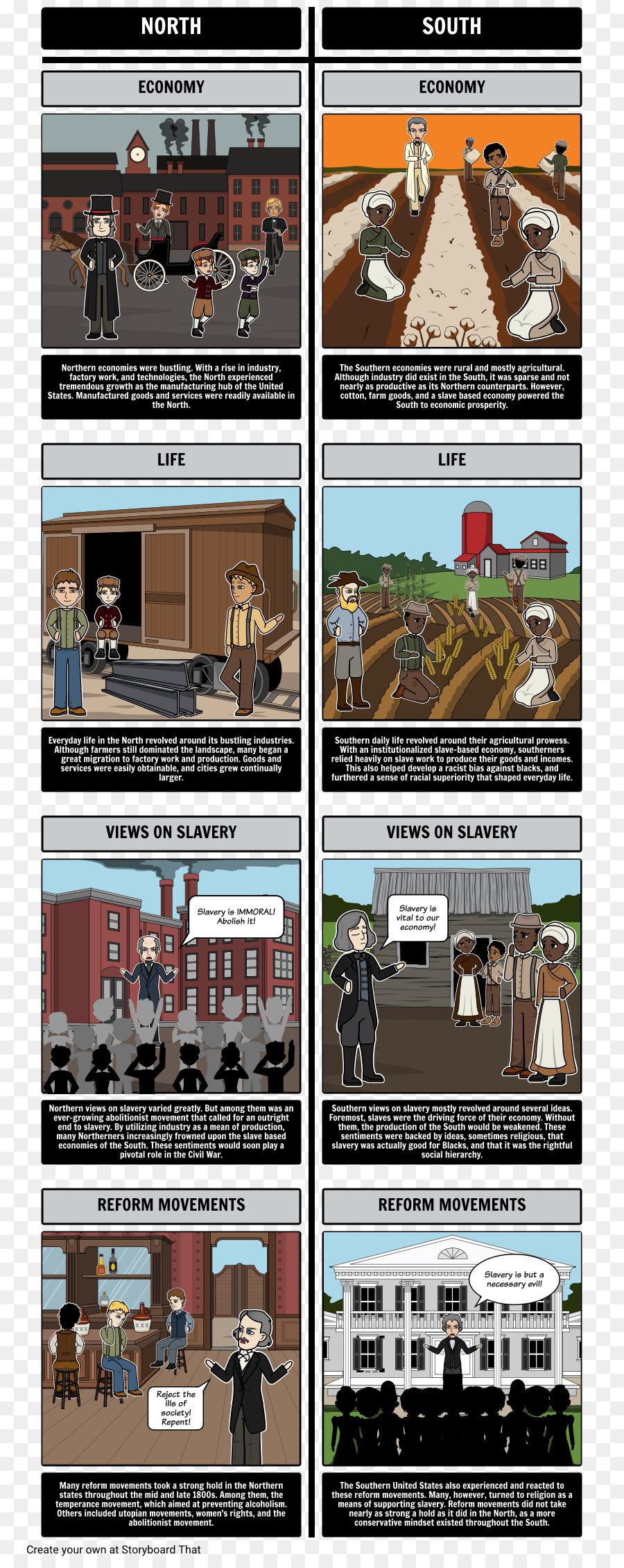 comics clipart American Civil War Compromise of 1850.