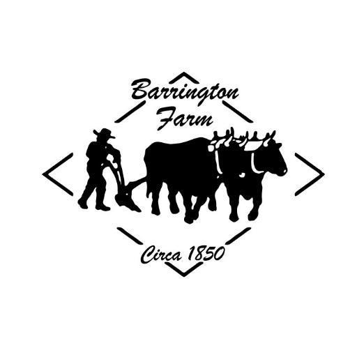 Barrington Farm (@TPWDbarrington).