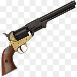 Colt 1851 Navy Revolver PNG and Colt 1851 Navy Revolver.