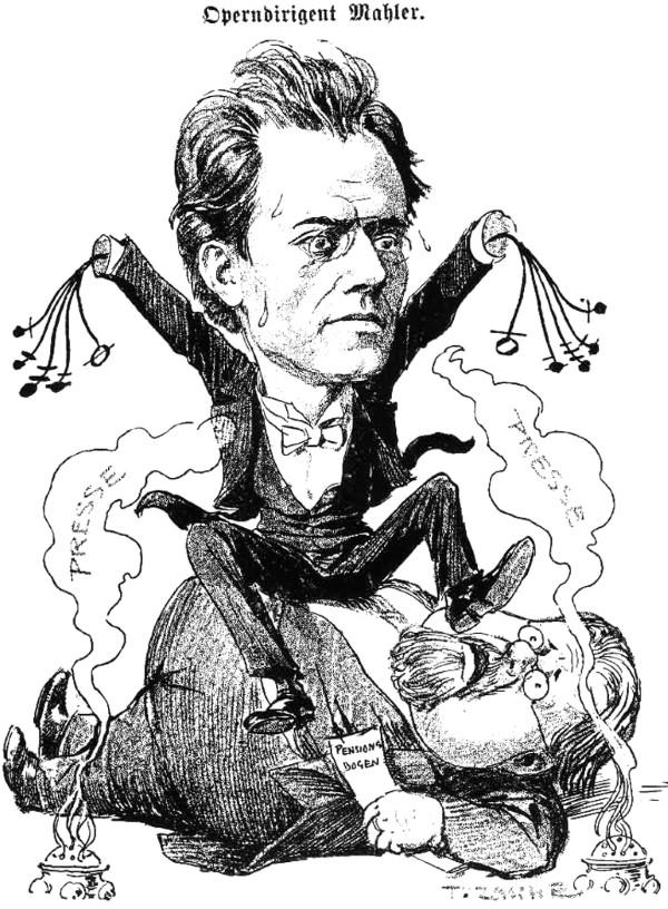 Gustav Mahler (1860.