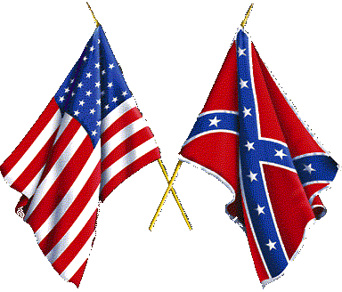 Union flag civil war clipart.