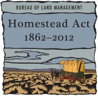 Homestead act clipart.
