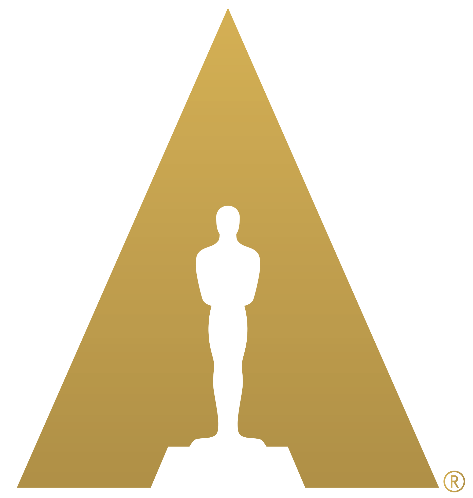 Academy Awards Trophy Clip Art.