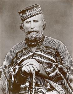 Giuseppe Garibaldi 1866 Clip Art Download.