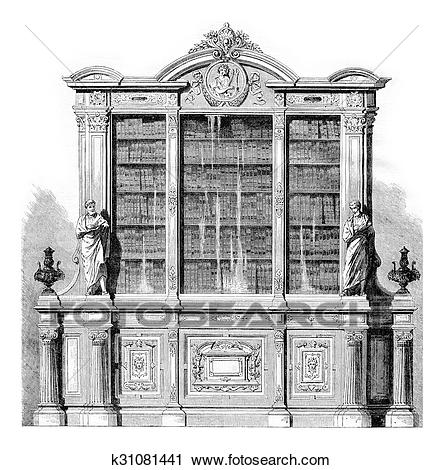 Clipart of World Expo 1867. Library pear, Messrs. Mazaroz and.