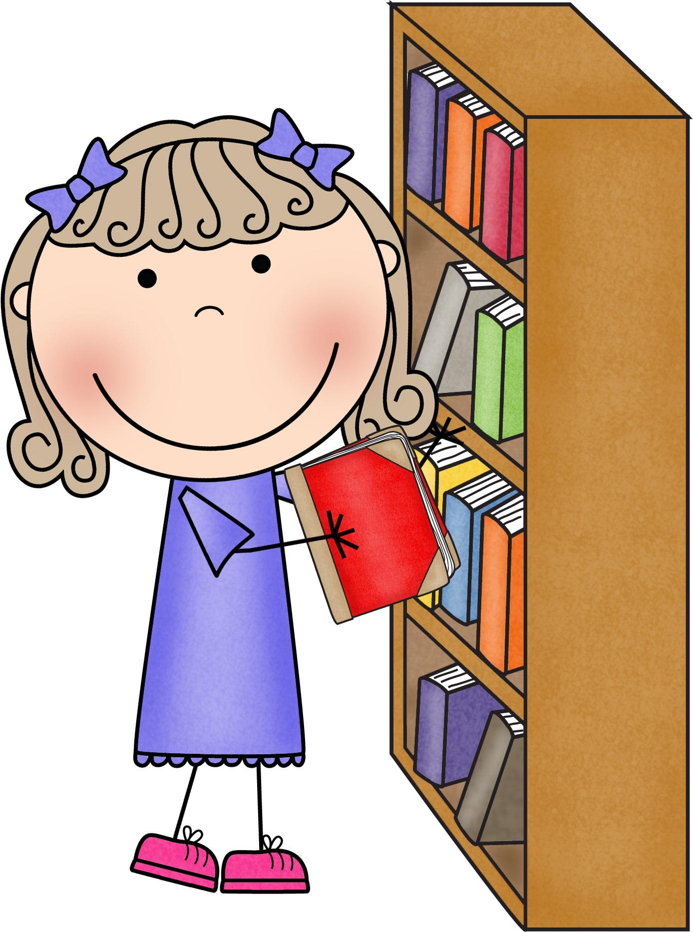 Librarian Clip Art Free.