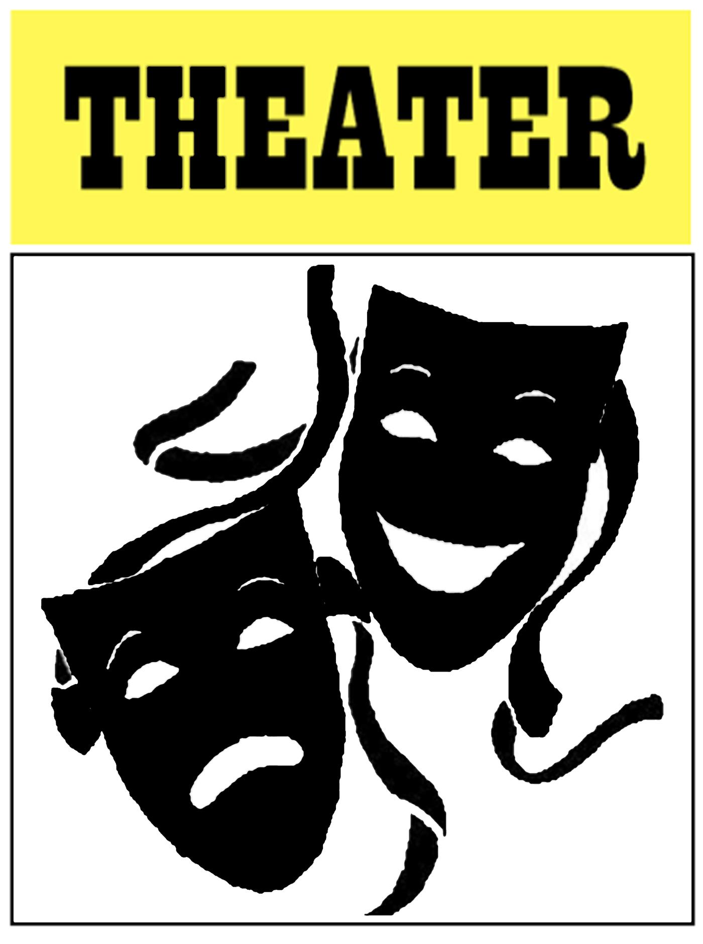 Clip Art Broadway Show.