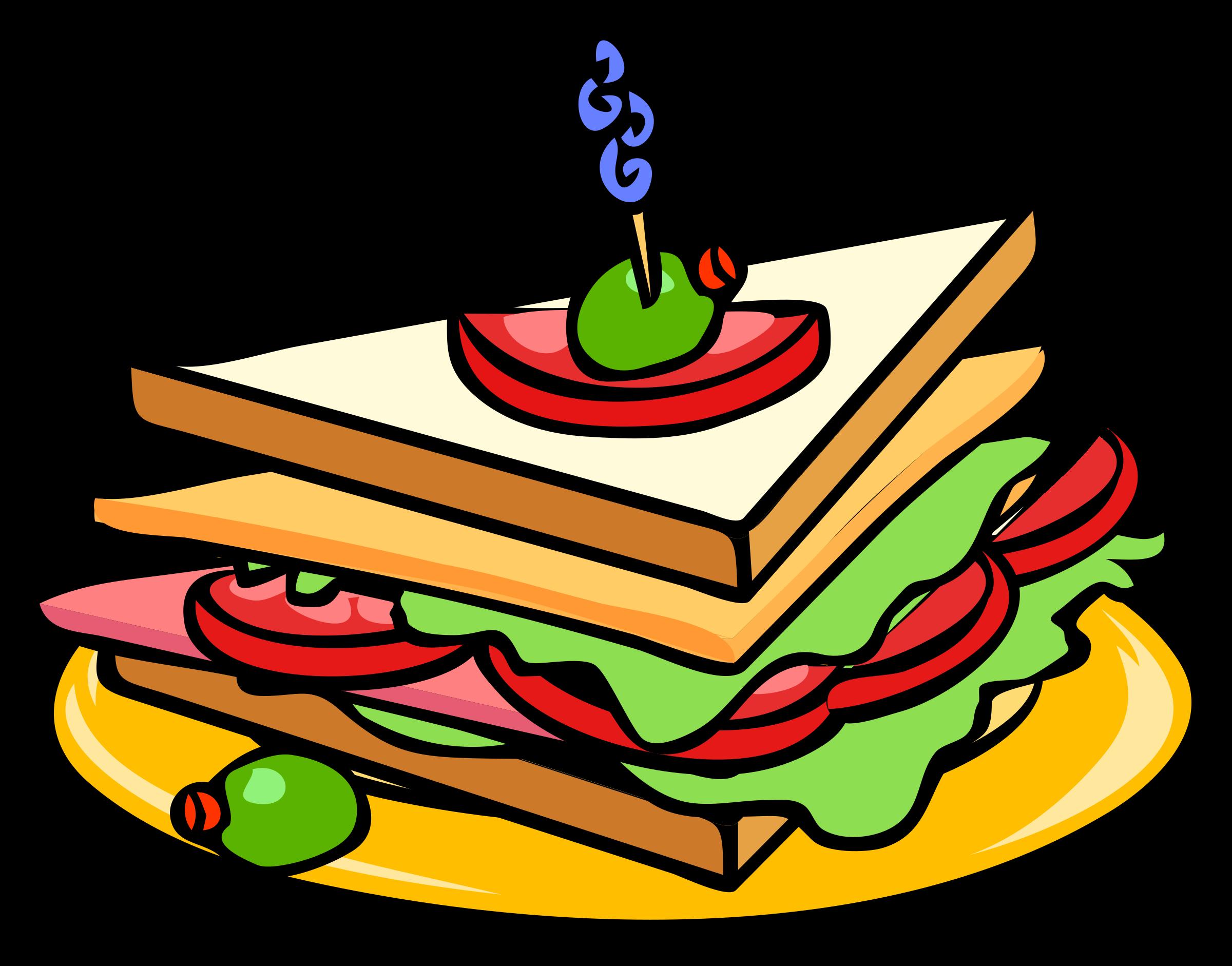 Sandwich Clip Art & Sandwich Clip Art Clip Art Images.