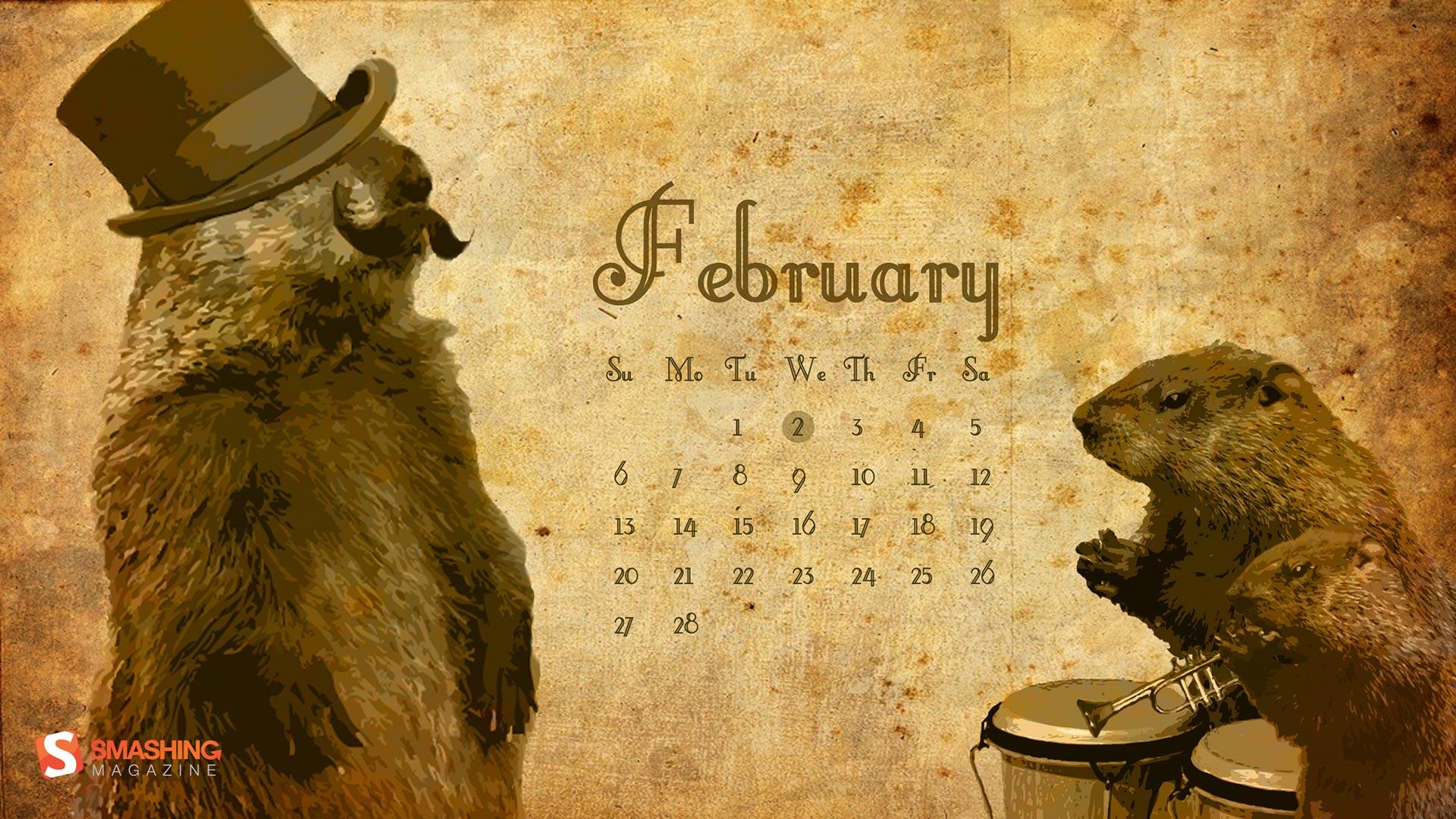 First Groundhog Day: 1887.