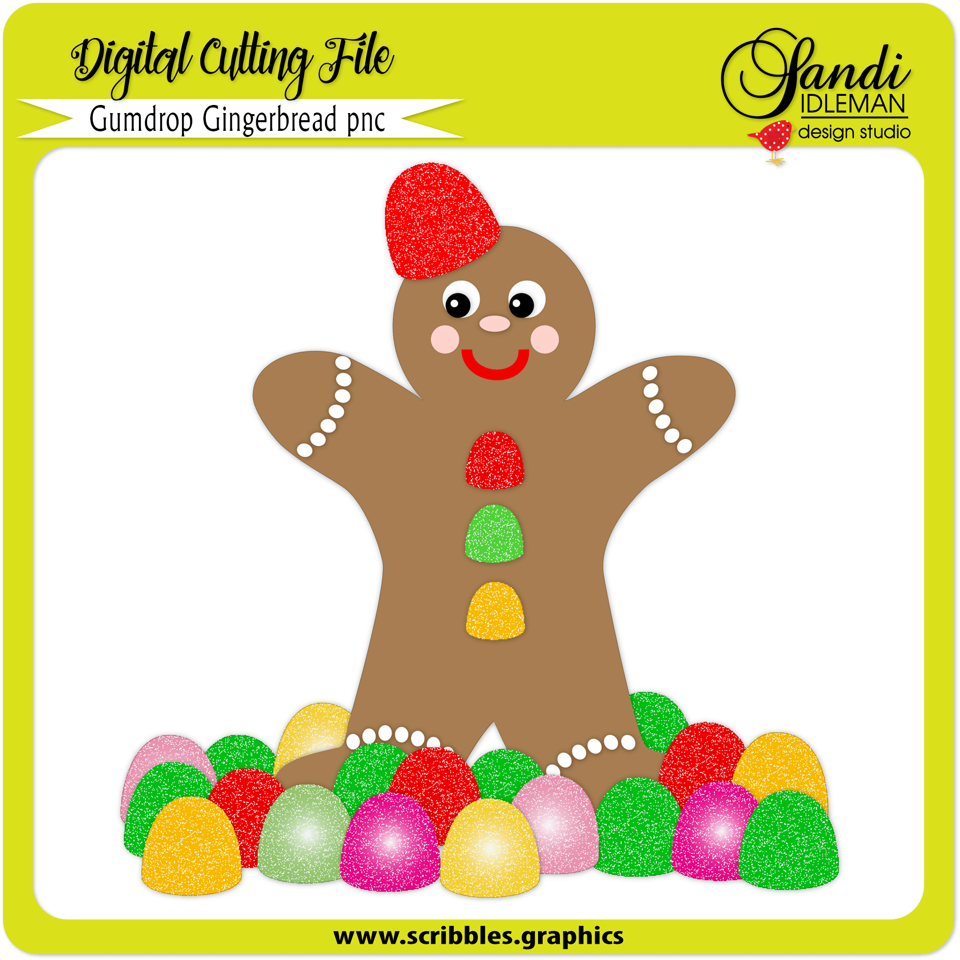 Gingerbread Clipart ✓ The Clipart.