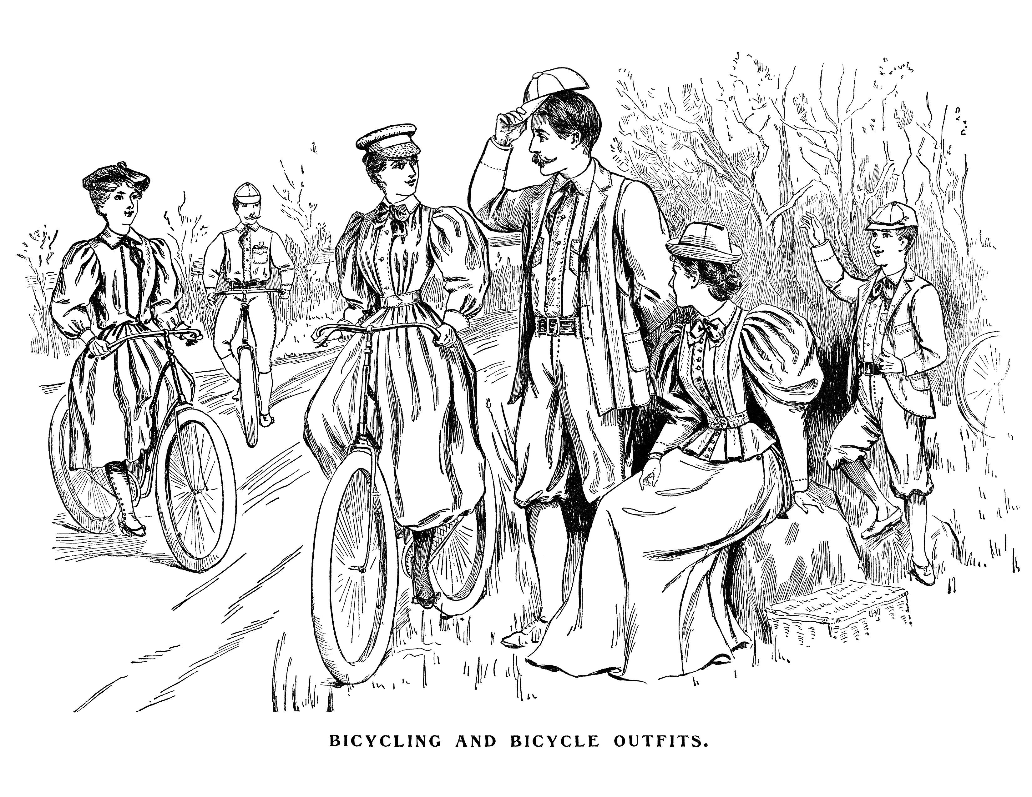 Bicycle Graphics.