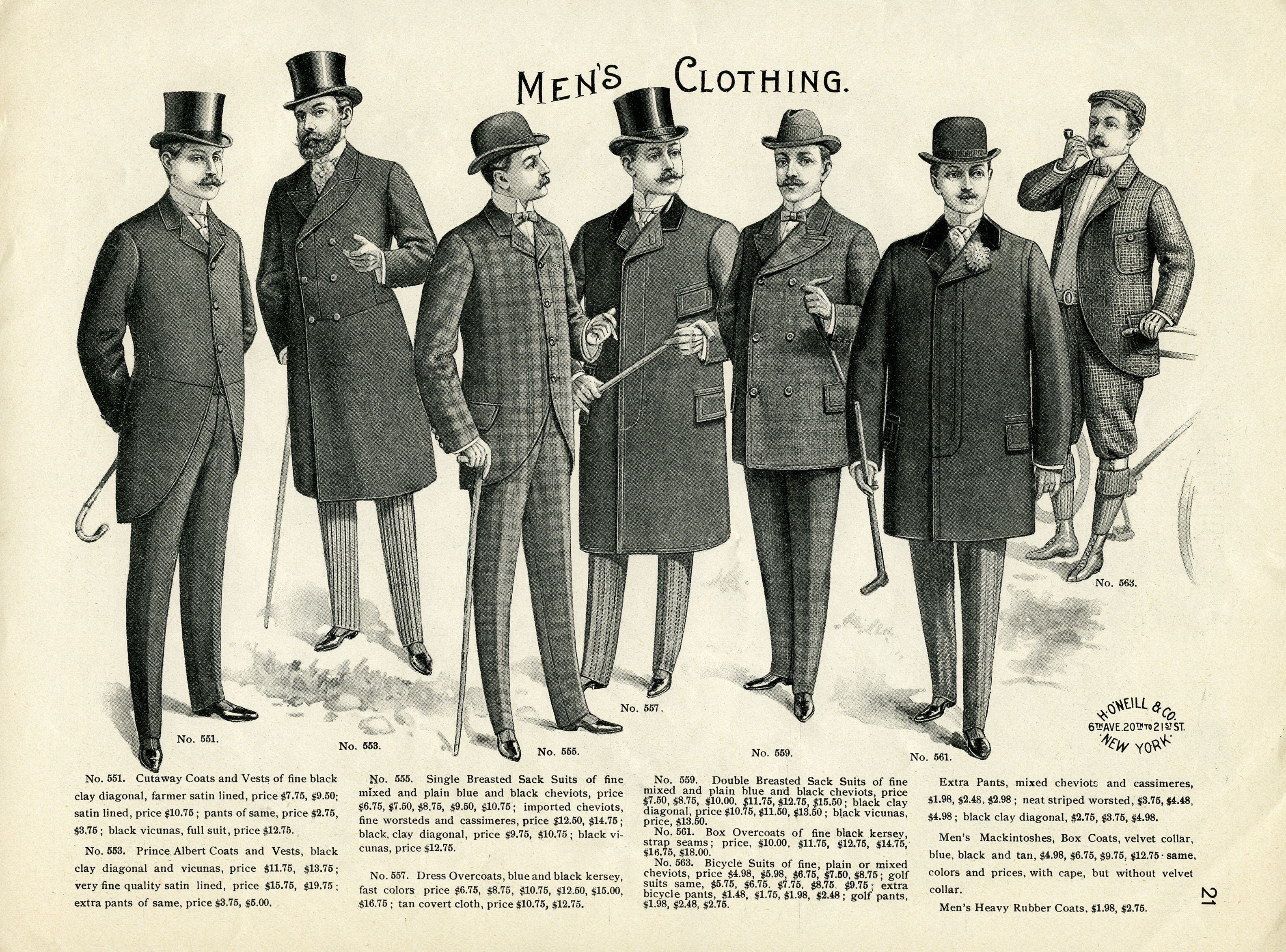 An ad from the Christmas 1896 issue of Harper's New Monthly.