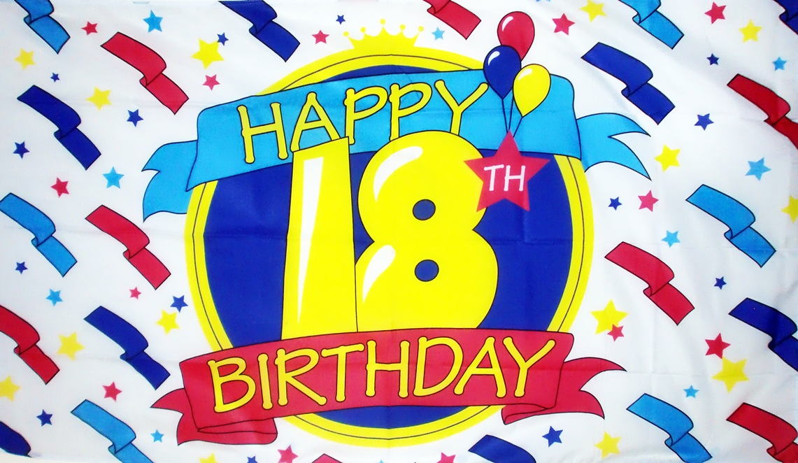 Free 18. Birthday, Download Free Clip Art, Free Clip Art on Clipart.